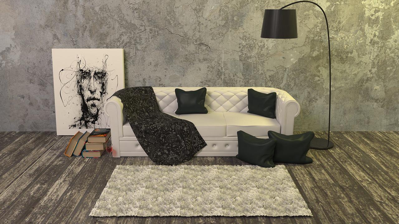 Ideen, wie Sie Ihre Teppiche sauber halten können