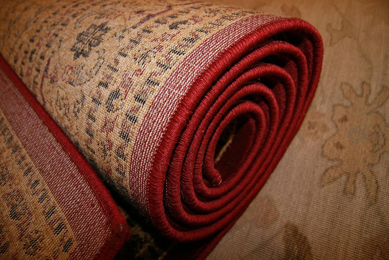 Backpulver als Teppichreiniger?